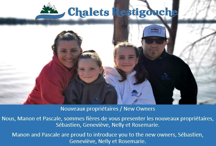 Chalets Restigouche