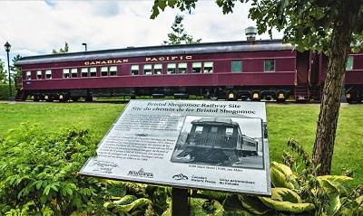 Shamrock Suites & Shamrock Train