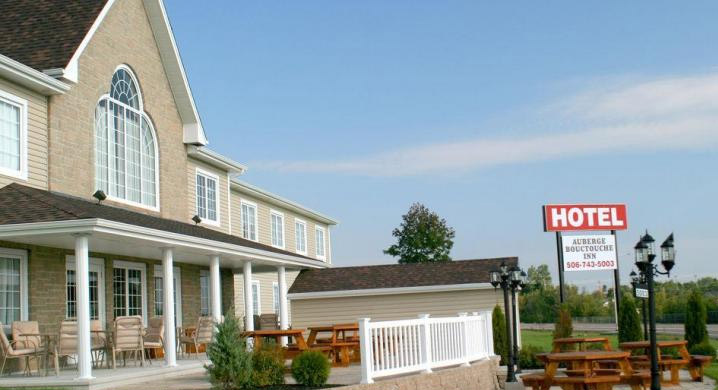 Auberge Bouctouche Inn and Suites