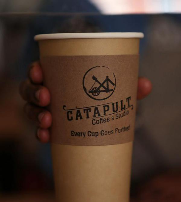 Catapult Coffee & Studio